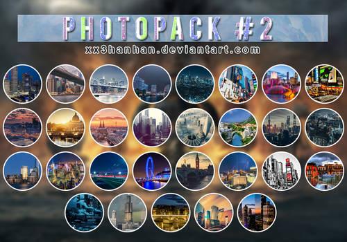 Photopack #2 - 29 stock city