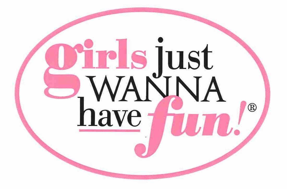 Girls Just Wanna Have Fun SVG Graphic by Digitals by Hanna