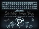 Sketcy Icons Glow ed. v 1.1