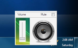 Get windows 7 volume control box in windows xp askvg.