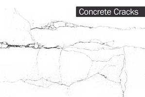Concrete Cracks Brush Set by evilEzra