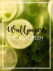 WALLPAPERS -YELLOWGREEN-