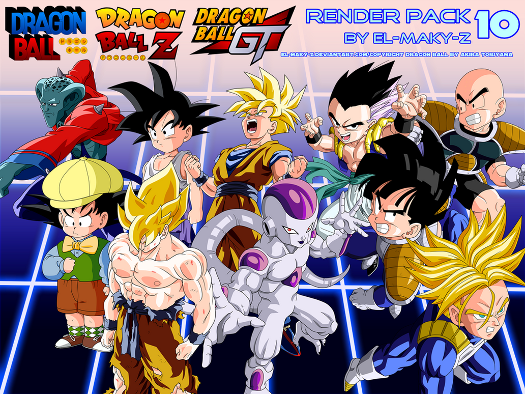 Render Pack 10 by el-maky-z