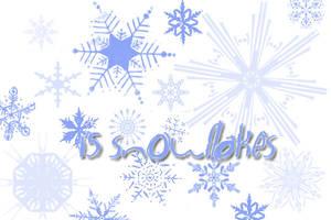Snowflakes by peteandbob