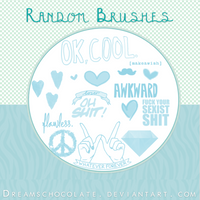 Brushes Random (30+) by DreamsChocolate