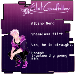 Character Card - Eliot Goodfellow by Hell-Faun