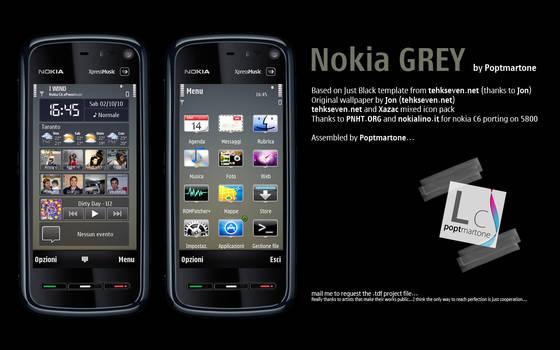 Nokia GREY