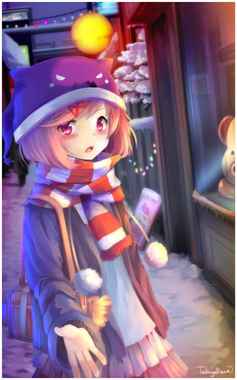 Little Match Girl (Natsuki x Reader) by MagiArtist on DeviantArt