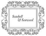 Seashell and Seaweed Border Brush