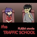 Gorillaz - the Traffic Scool by KinpatsuYasha