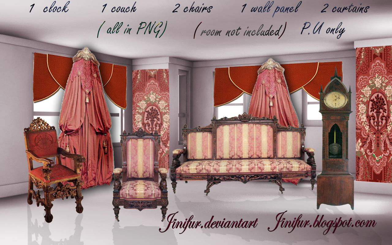Gothic Revival Furniture Png By Jinifur Gothic Revival Furniture Png By  Jinifur