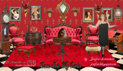 Come into my parlor...