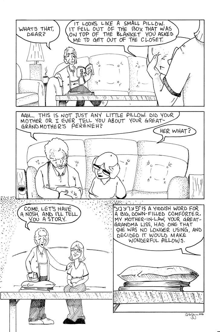 Sensus Obscura: Chutzpah: Page 2 by technosapien