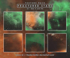Fractured Stars Texture Pack