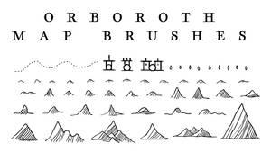 Orboroth Map Brushes v1
