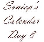 Advent calendar - Day 8