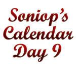 Advent calendar - Day 9