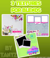 .3 Textures for Blends by Briixday