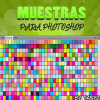 .Swatches for PS by Briixday