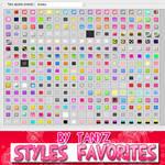 .Styles favorites