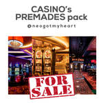 Casino Premade Texture