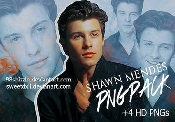 PNG PACK #2 | SHAWN MENDES by sweetdxll