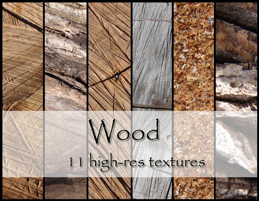 Wood texture pack by dbstrtz