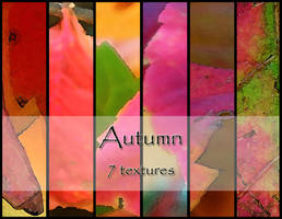 Autumn texture pack by dbstrtz