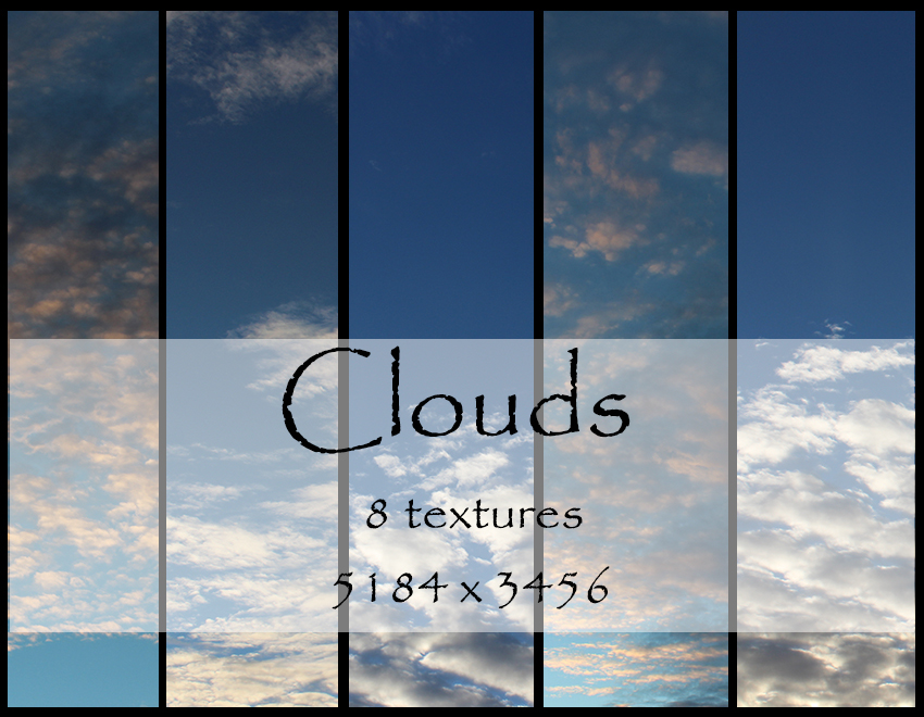 Clouds by dbstrtz