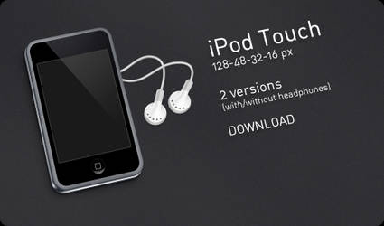 iPod Touch - Win by RuizDesign