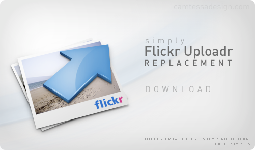 Flickr Uploadr Repl. - Win by RuizDesign
