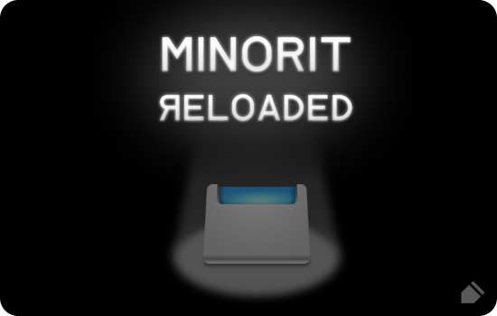 Minorit Reloaded - Win by RuizDesign