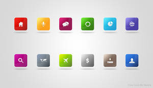 Colorfull Icons for free
