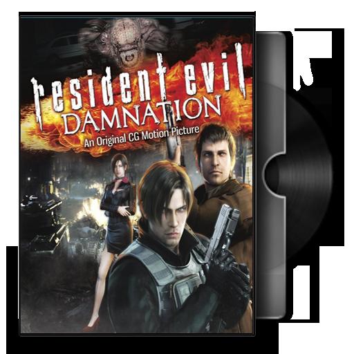 Resident Evil Damnation Folder Icon By Smly99 On Deviantart