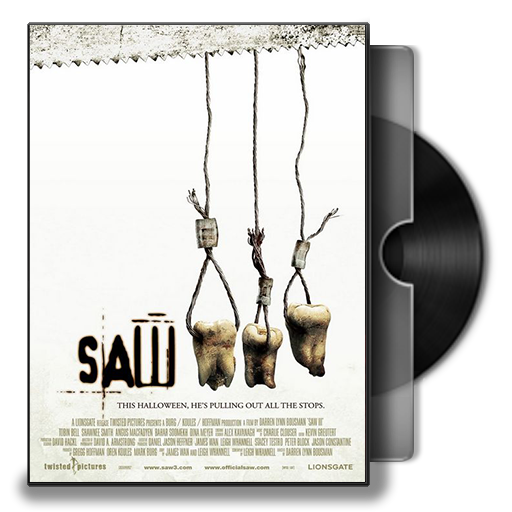 Saw III Folder Icon by Smly99 on DeviantArt