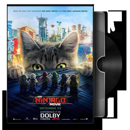 The Lego Ninjago Movie Ver2 Folder Icon by Smly99 on DeviantArt