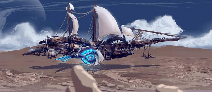 Sandboat -Animation