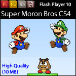 Super Moron Bros CS4 - HQ