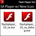 Player 10.2 with CS5 icon by YoungLink19
