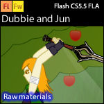 [Request] Dubbie and Jun - Raw