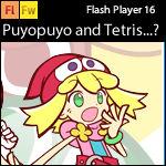Puyopuyo and Tetris?