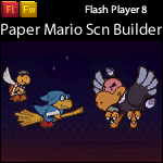 Paper Mario Scene Builder by YoungLink19