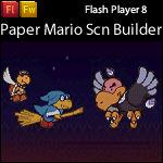 Paper Mario Scene Builder