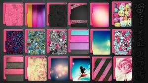 Icons Aquave Pink Mixess