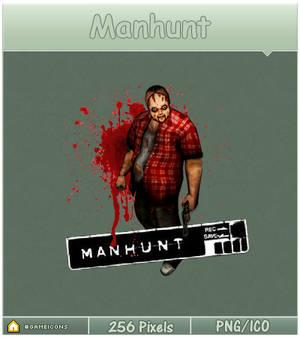 Manhunt Skinface Icon
