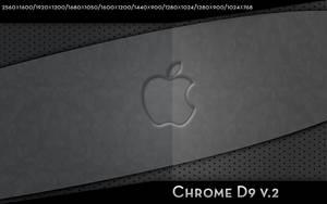 Chrome D9 v.2 by Allucard9