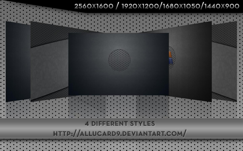Chrome D9 v.3 by Allucard9