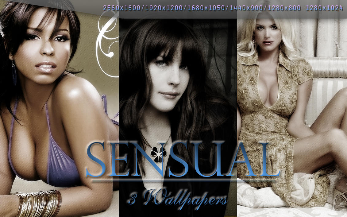 Sensual... by Allucard9