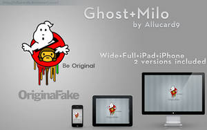 Ghost+Milo by Allucard9