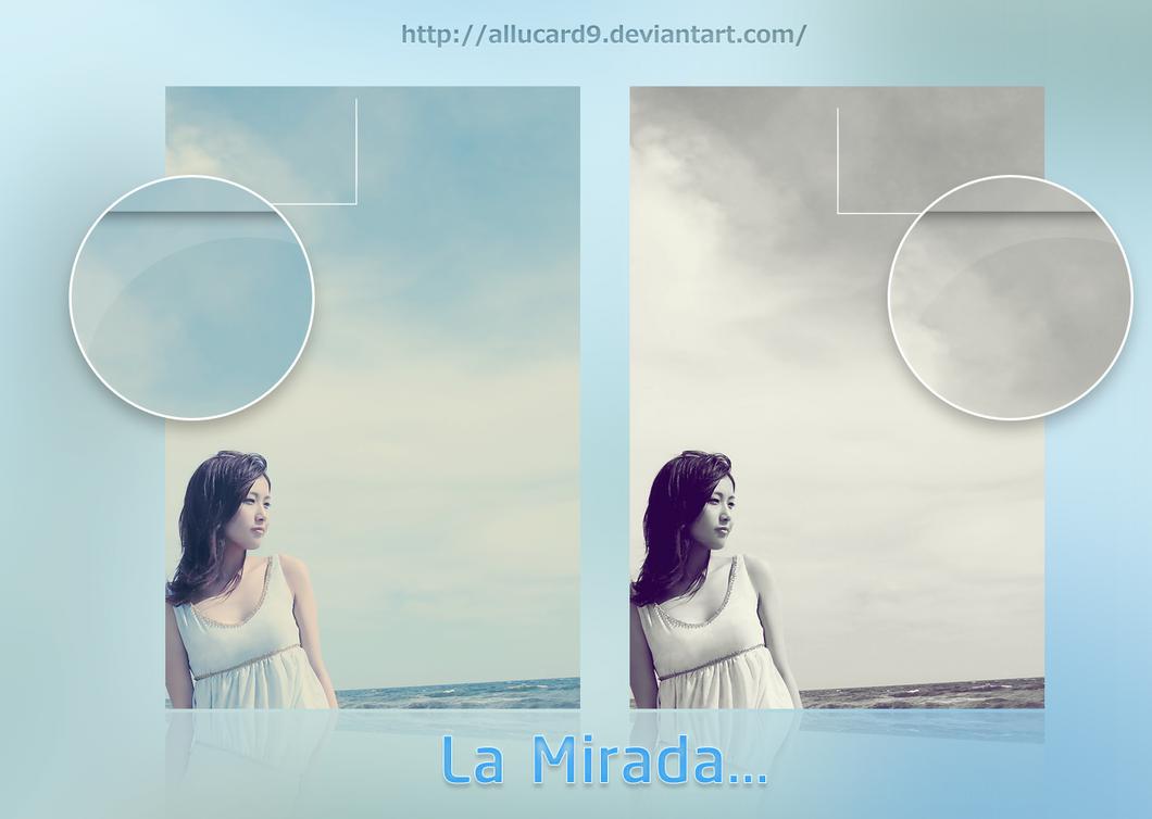 La Mirada.... by Allucard9